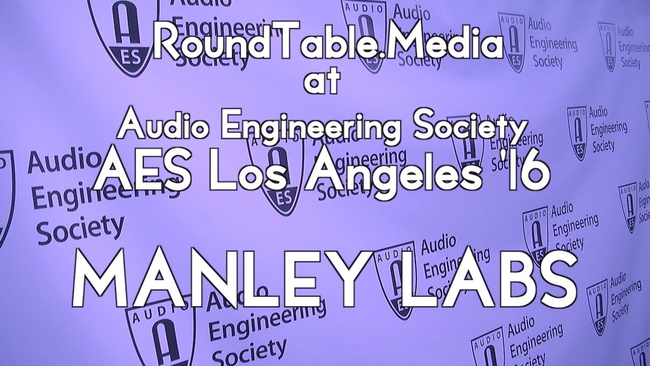 AES'16  Manley Labs