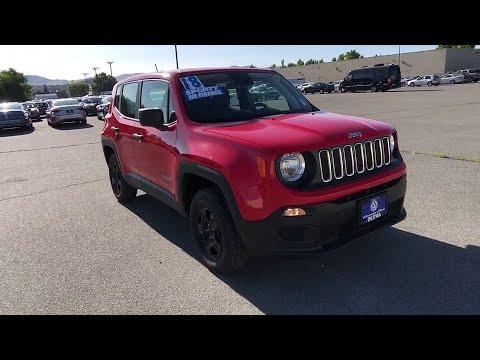 2018 Jeep Renegade Reno, Carson City, Northern Nevada, Roseville, Sparks, NV JPG93178P