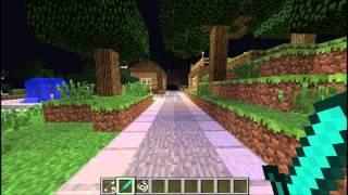 Minecraft - Visite de ma ville !
