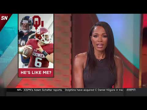 SportsNation (March 15, 2018) The topics covered in this weekday show