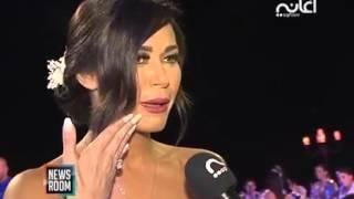 نادين الراسي تخرج عن صمتها وتتحدث عن طلاقها
