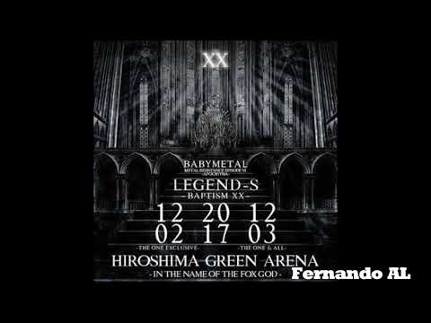 BABYMETAL- in the name of...