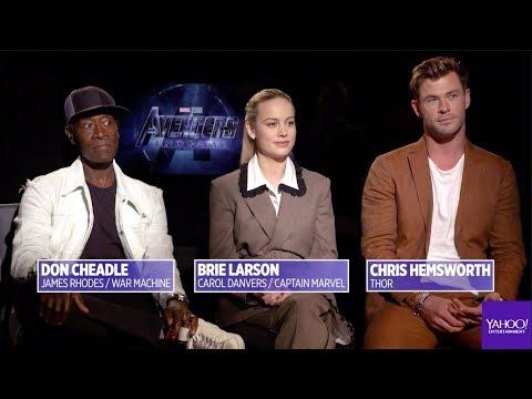 &39;Avengers: Endgame&39; cast talks about surviving the Snapture