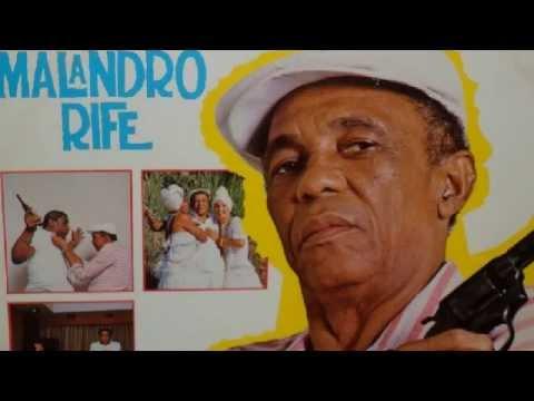 "Bezerra da Silva (1985) ""Malandro Rife"""