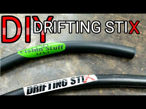 DIY DRIFTING STIX