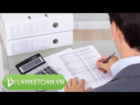 Cách Viết Hóa đơn GTGT Xuất Bán Hàng Hóa - Lamketoan.vn