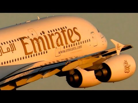 AMAZING Afternoon Airbus A380 Landings & Takeoffs | Melbourne Airport Plane Spotting