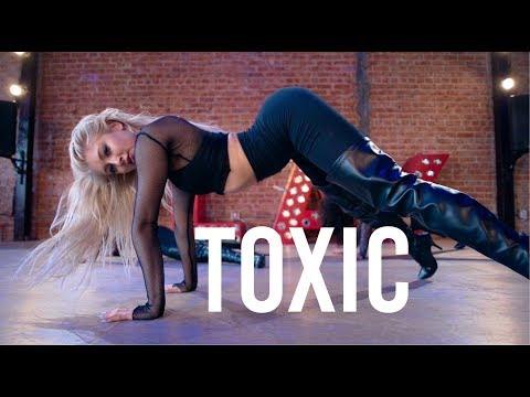 Toxic - Britney Spears - Choreography by Marissa Heart - Heartbreak Heels