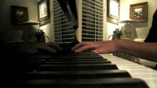 Losing It-NeverShoutNever! on piano