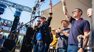 Flogging Molly - Salty Dog Cruise 2018
