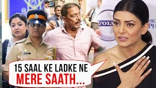 When Sushmita Sen Was Harassed Like Tanushree Dutta | #MeToo