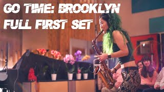 Grace Kelly GO TIME: Brooklyn (Studio Sessions) FULL FIRST SET!