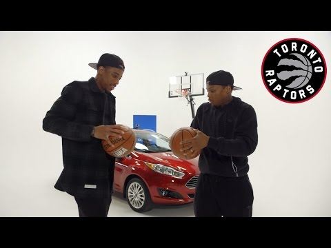 Best DeMar DeRozan and Kyle Lowry Commercials and Funny Moments