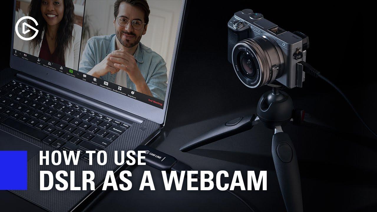 How To Use A Digital Camera As A Webcam