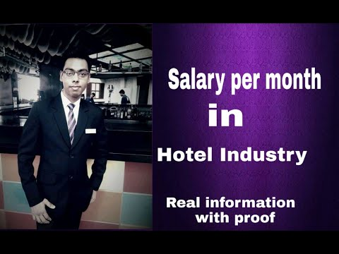 Salary Per Month In Hotel Industry In Hindi