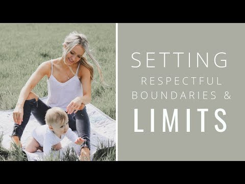 Setting Respectful Limits for Toddlers and Babies
