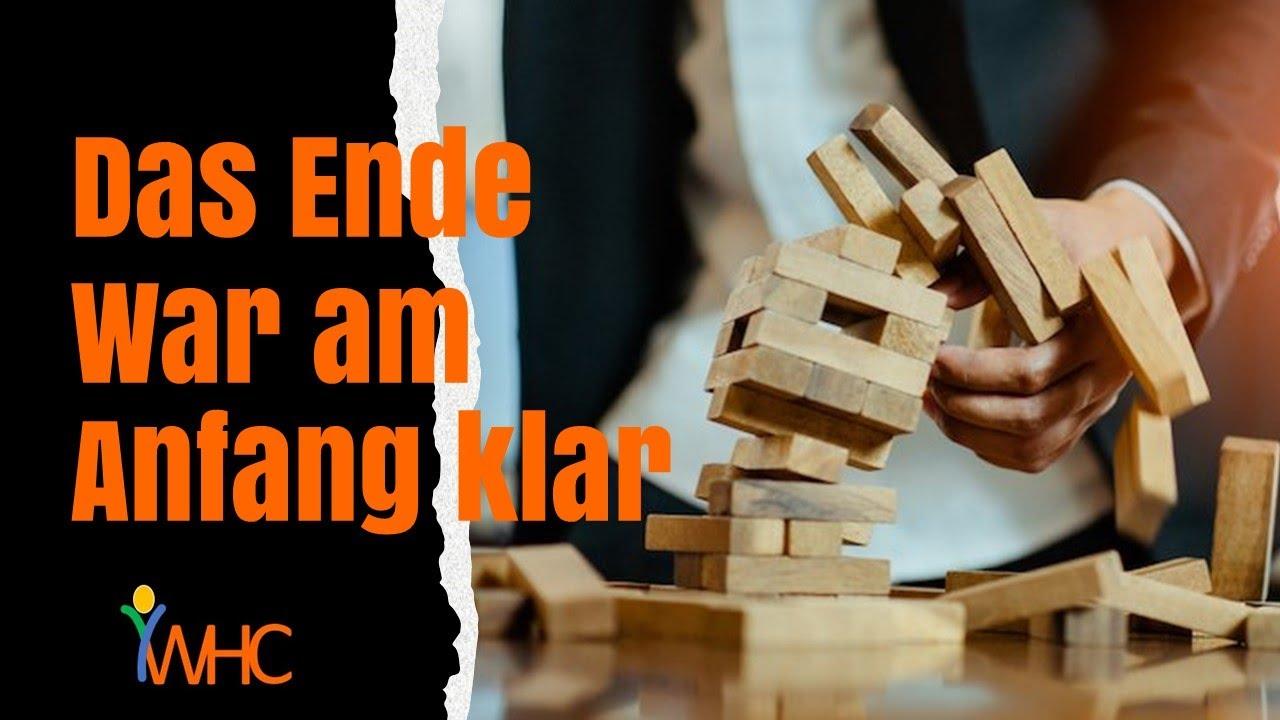 Projektmanagement: Das Ende war schon am Anfang klar (Führungskräftetraining)