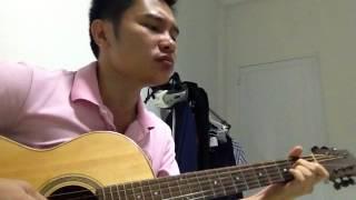 Tuấn Hưng cạo đầu (về đâu mái tóc người thương) guitar