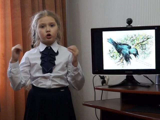 Изображение предпросмотра прочтения – ЭльвираЕфремова читает произведение «Свинья под дубом» И.А.Крылова