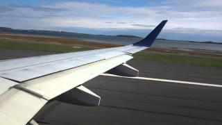 JetBlue Airways Flight 357 - BOS to IAD - Embraer E-190 - Departure (Taxi, Takeoff, Climb)