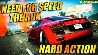 Need for Speed The Run - Audi R8 V10 - Hard Action - Platinum