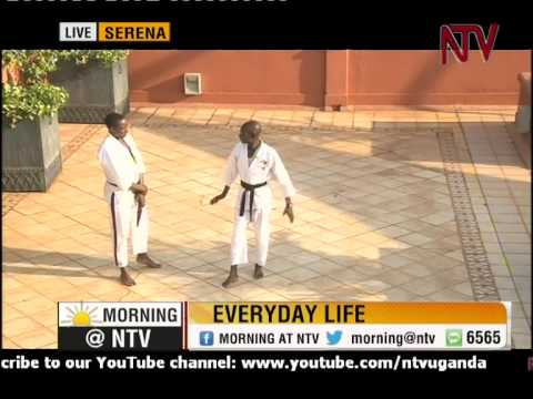 Everyday Life: The art of Karate