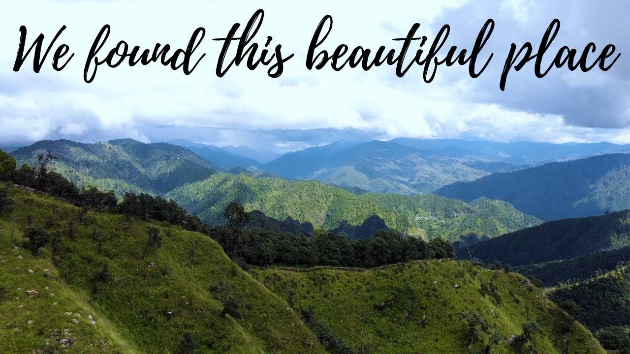 We didn't reach our destination but ....found a beautiful place || Green hill resort , Pauri