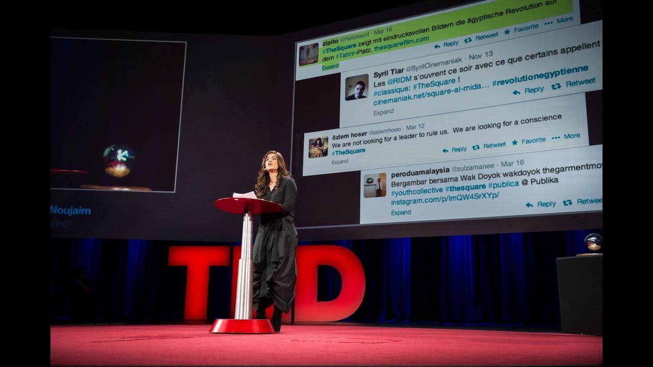 Download Democracy is not a destination | Jehane Noujaim