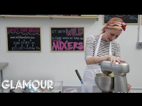 Milk Bar's Christina Tosi on the Power of Taking Risks- The Making of Me- Glamour