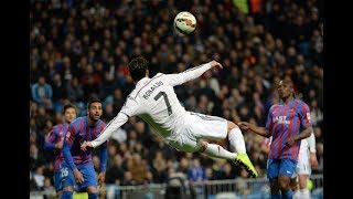 "10 Ridiculous Rare Goals By Cristiano Ronaldo That No One Expected ""Super Football"""