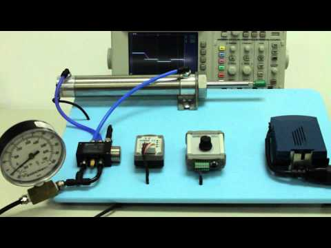 Clean Room Pneumatic Positioning with Vacuum - Enfield Technologies
