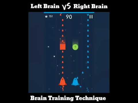 Image result for left brain vs right brain app