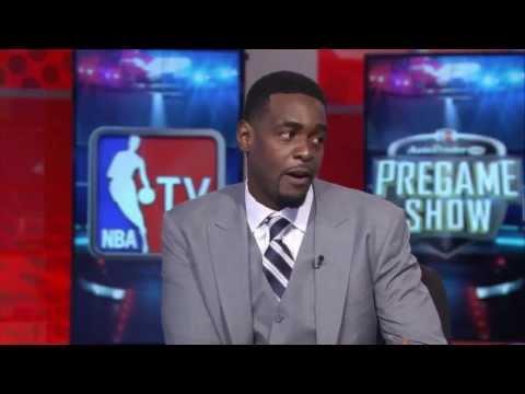 Chris Webber and folks talks about Allen Iverson - NBA TV