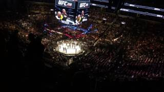 UFC 208 - UFC view from the nosebleeds - Barclays Brooklyn, NY