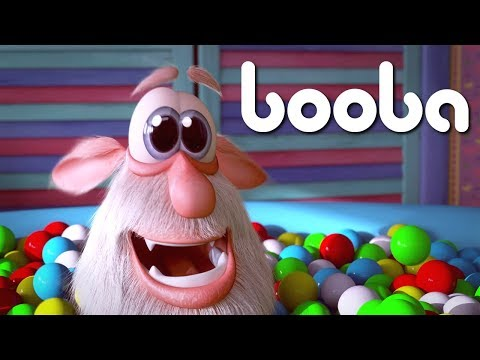 Booba - ep #3 - Unexpected guest in the nursery 👶 - Funny cartoons for kids - Booba ToonsTV