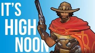 ITS HIGH NOON | Overwatch Open Beta w/friends