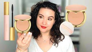 GUCCI BEAUTY REVIEW | Mascara Beauty Powder