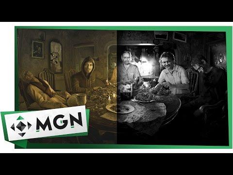 RESIDENT EVIL VII: LO BUENO Y LO MALO (Reseña y análisis)   MGN