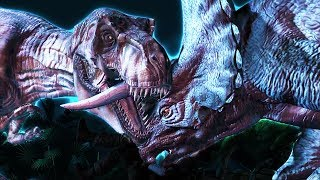 THE ULTIMATE DINOSAUR BATTLE - Jurassic Park: The Game Ep #2