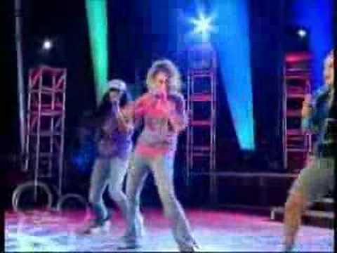 the cheetah girls strut