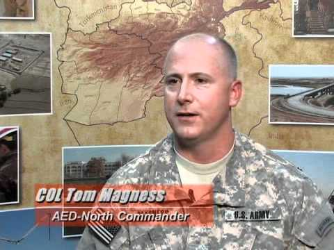 U.S. Army Corps of Engineers in Afghanistan.wmv