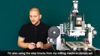 DIY CNC router - Tools&Testing - p.1 / ЧПУ станок - оснастка и тесты - ч.1