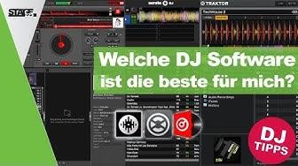 Welche DJ Software ist die beste für mich? - Teil 1   DJ Tipps - stage.hacks