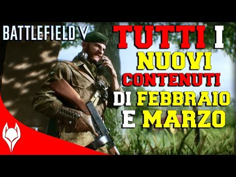 BATTLEFIELD V - TUTTI I NUOVI CONTENUTI DI FEBBRAIO E MARZO! thumbnail