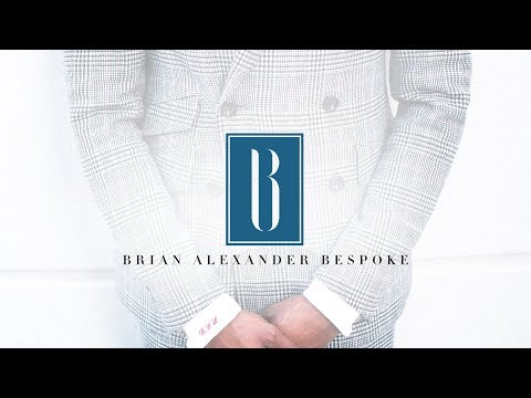 Brian Alexander Bespoke | Brand Introduction
