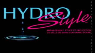 La salle de bain HYDRO Style