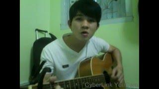 [Chi Dân] Bởi Vì Em Hết Yêu Anh - Guitar cover Việt Bảo
