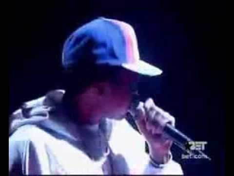 Nas - One Mic Live - (BET Presents Nas)