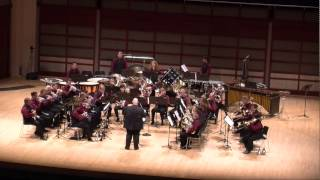 Download lagu The Year of the Dragon - Philip Sparke - Triangle Brass Band