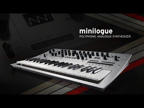 Korg Minilogue + Lexicon PCM81, Sony DPS-V77, & Digitech DSP-256XL